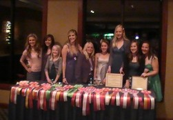 2011 LMHJA Year-end Awards